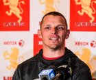 Lions make four changes to their starting XV for clash against the Sharks
